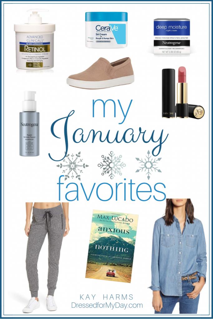 My January 2019 Favorites