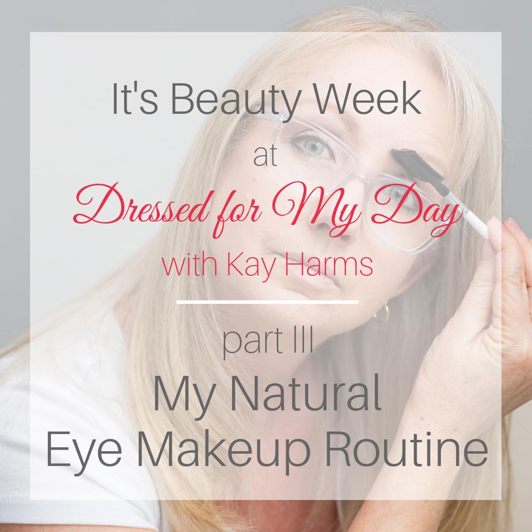 Eye Makeup Routine Instagram Beauty Week 3