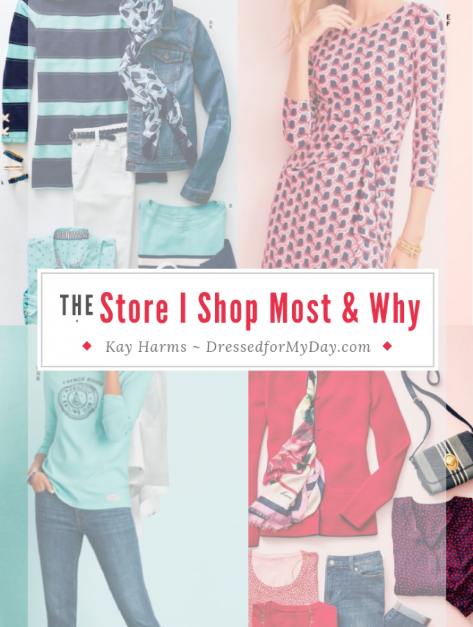 Store I Shop Most & Why