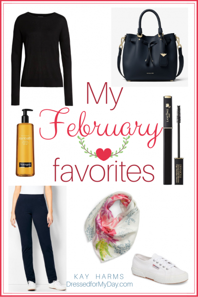 My February 2019 Favorites