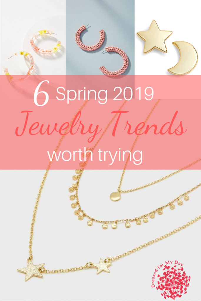 Spring 2019 Jewelry Trends