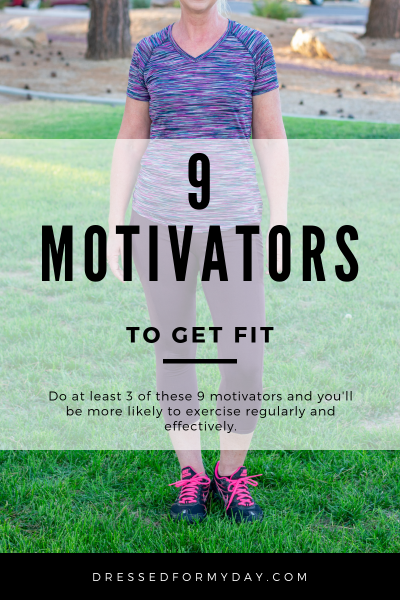 9 Motivators to Get Fit - These 9 motivators will help you get your workout in