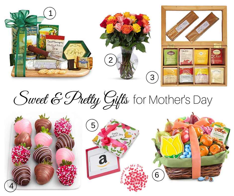 Mothers Day Sweet & Pretty Gifts