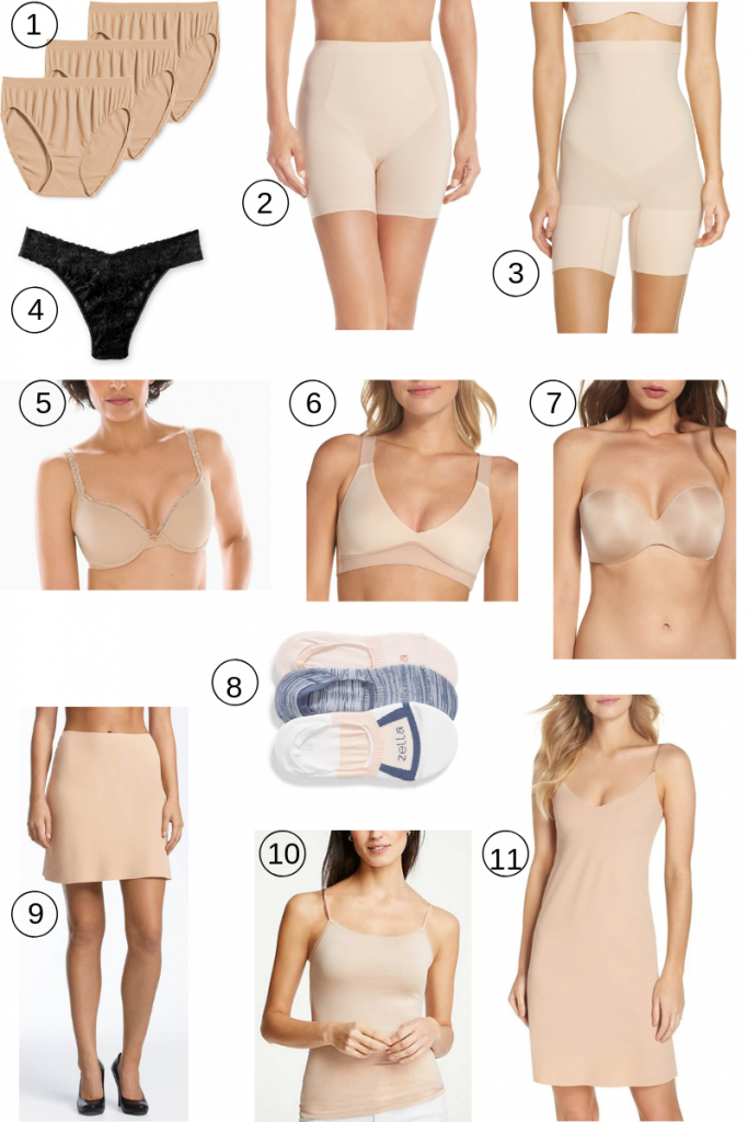 Spring Undergarment Essentials Refresh 1-11