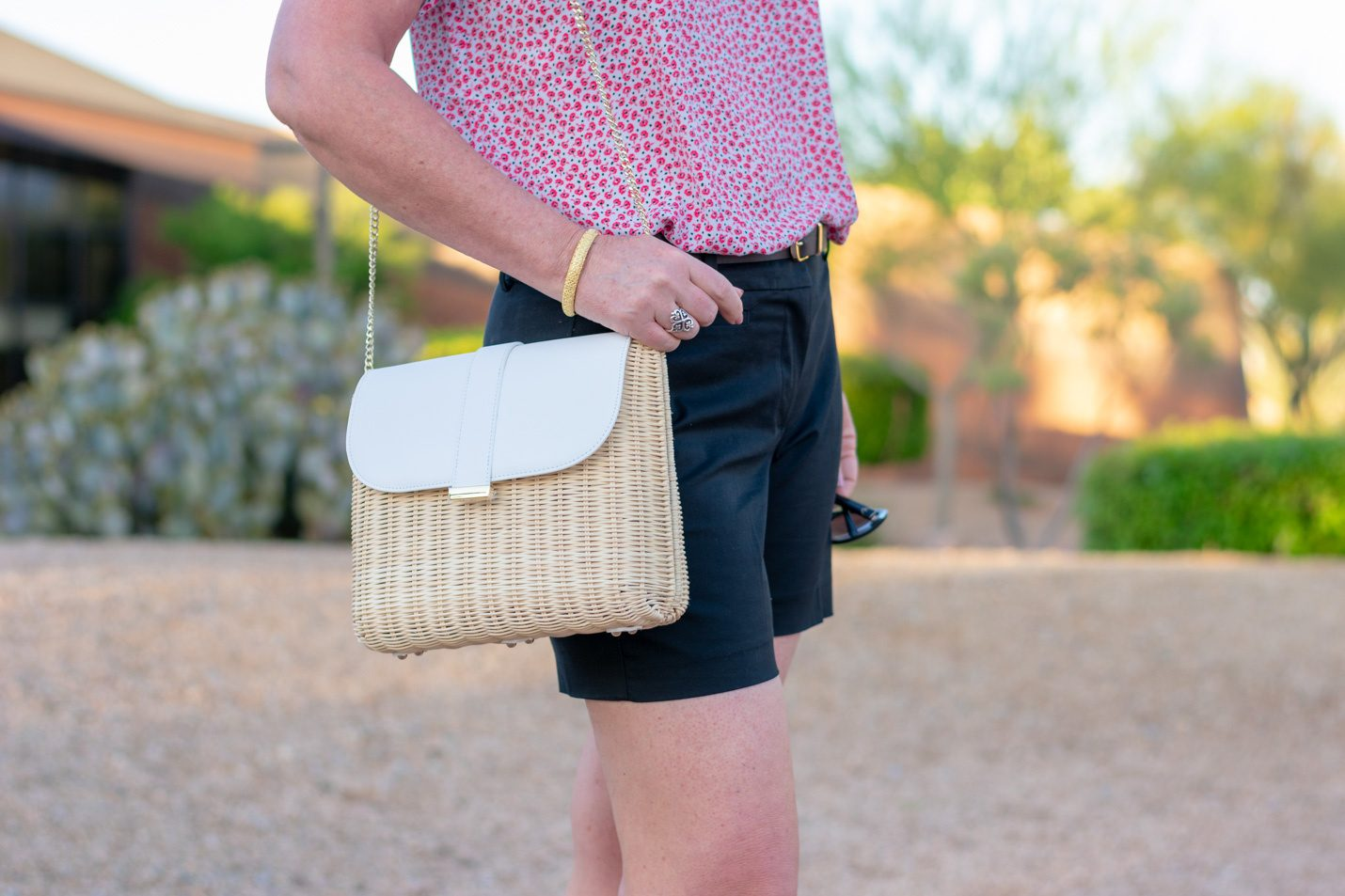 Black Shorts Versatile for Summer