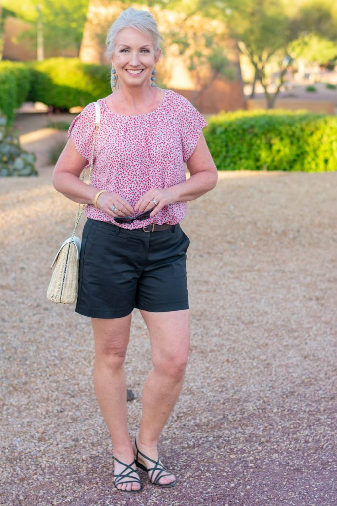 Black Shorts - a Versatile essential for Summer