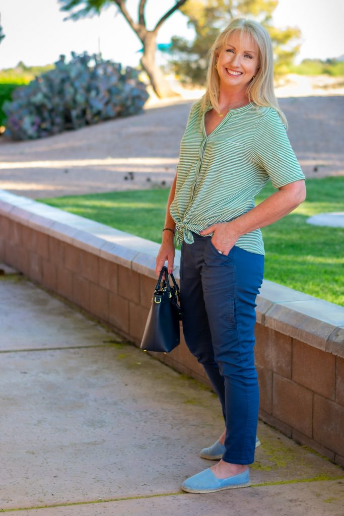 Cargo Pants for Casual Summer Look