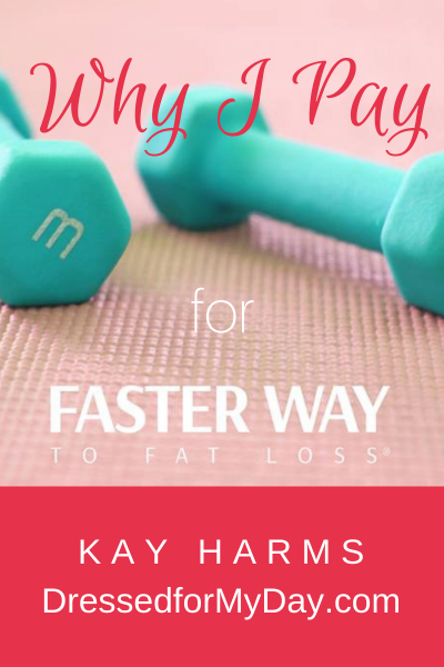 Why I Now Pay for FASTer Way to Fat Loss