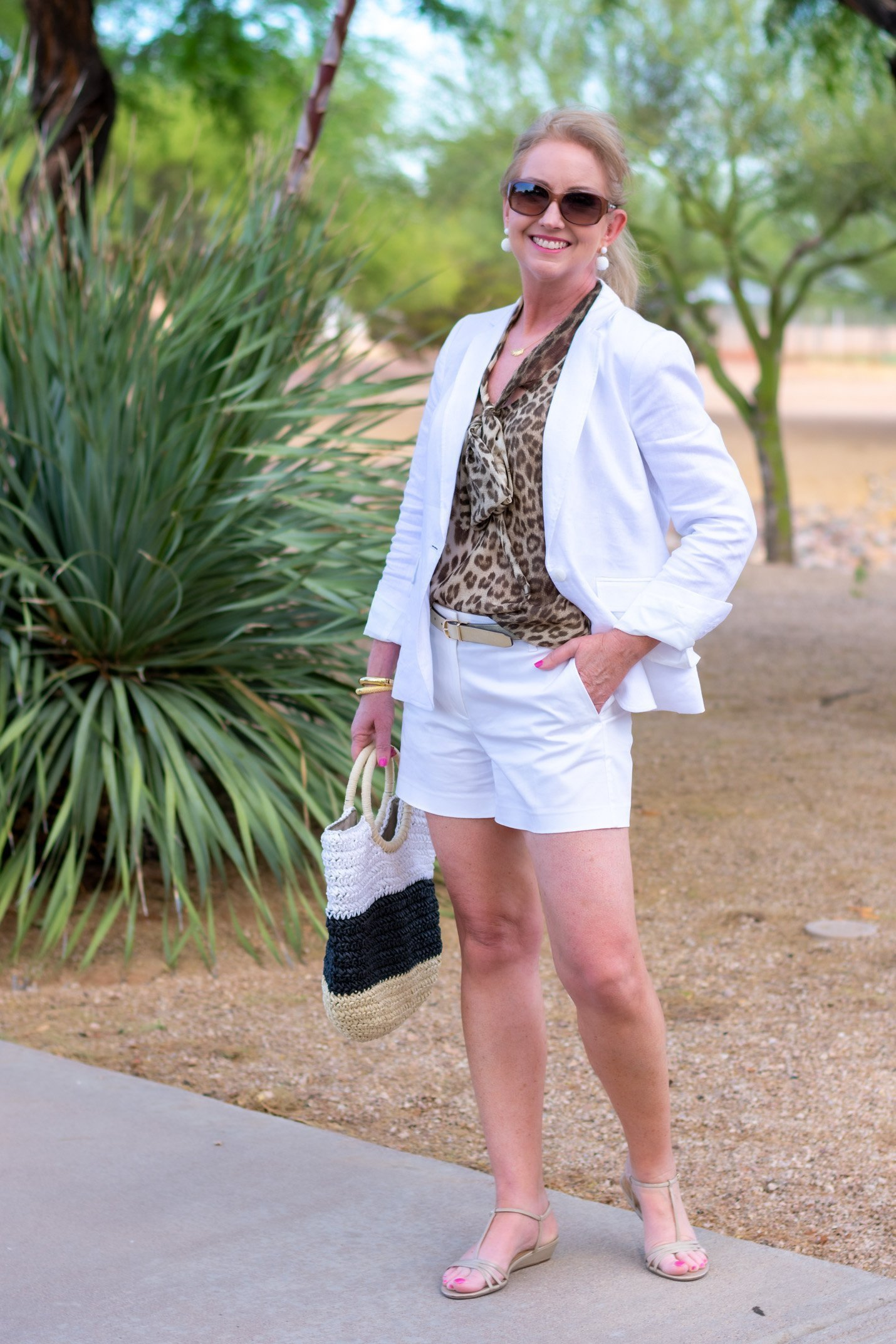 How to Style Summer Chic