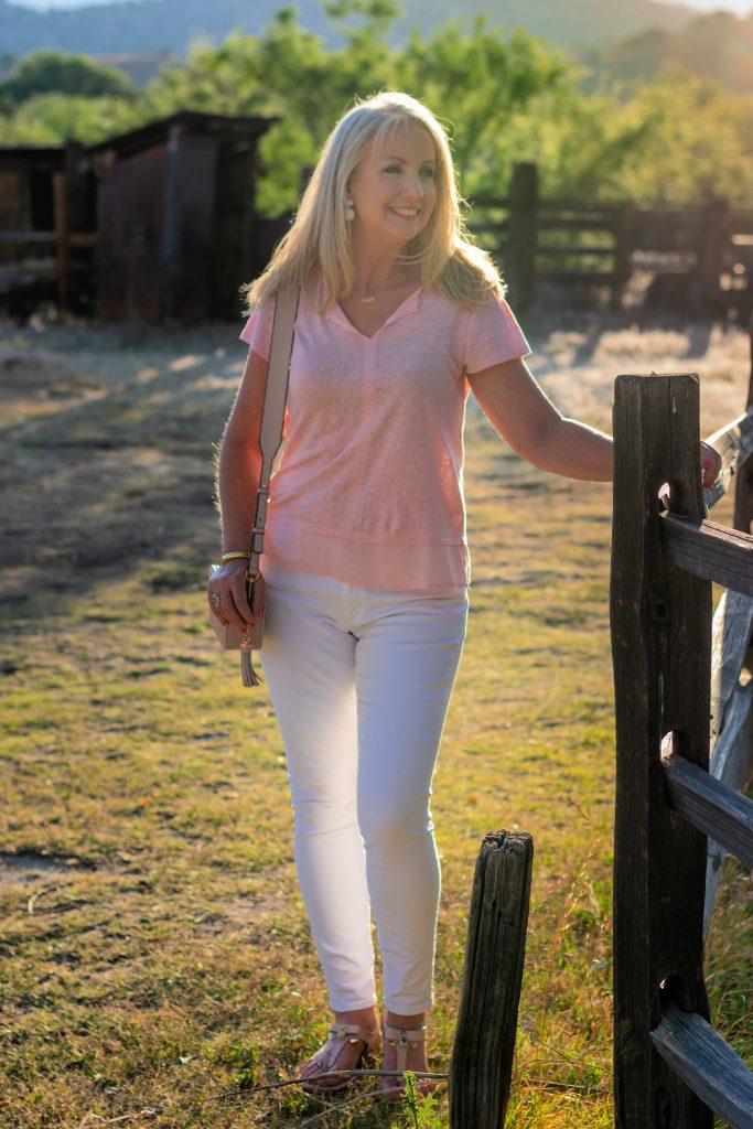 White Jeans - Daytime