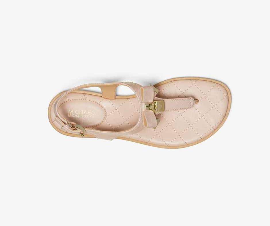 June Favorites - Michael Kors Alice Sandals