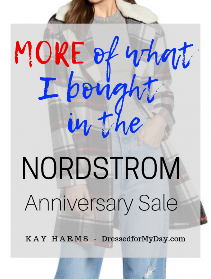 MORE what I bought Nordstrom Anniversary Sale