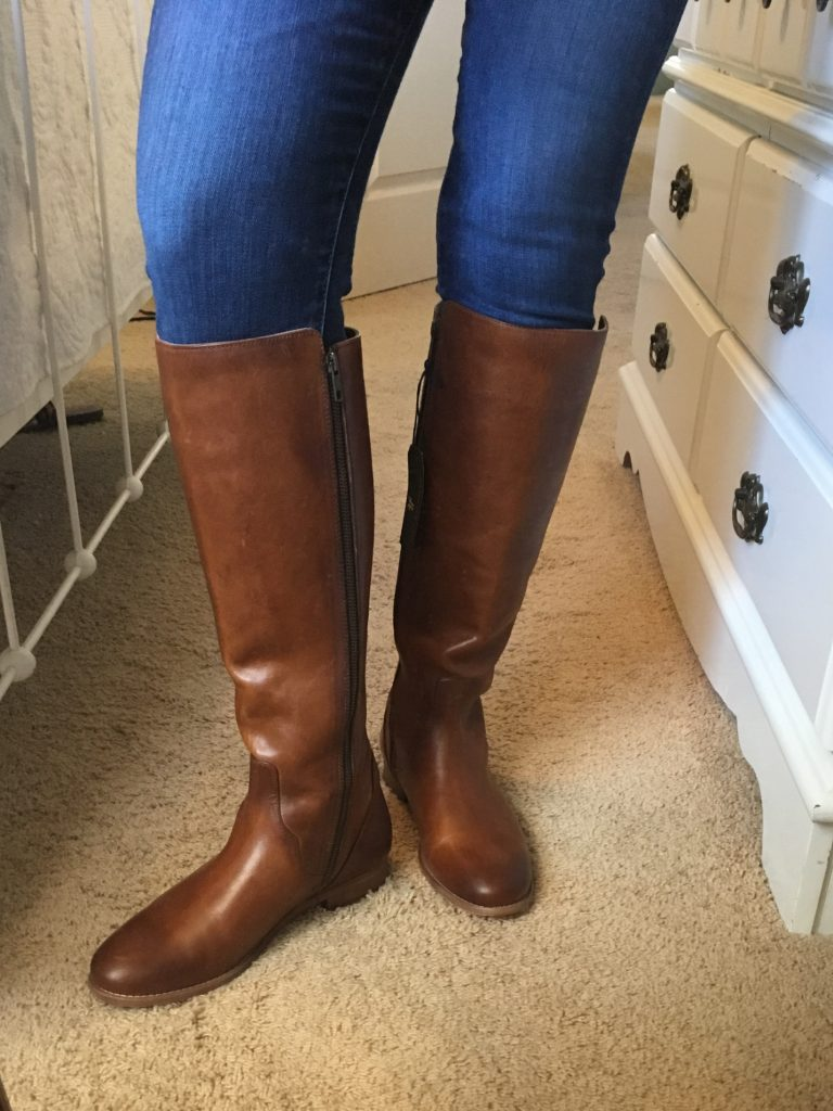 Frye Carly Boots
