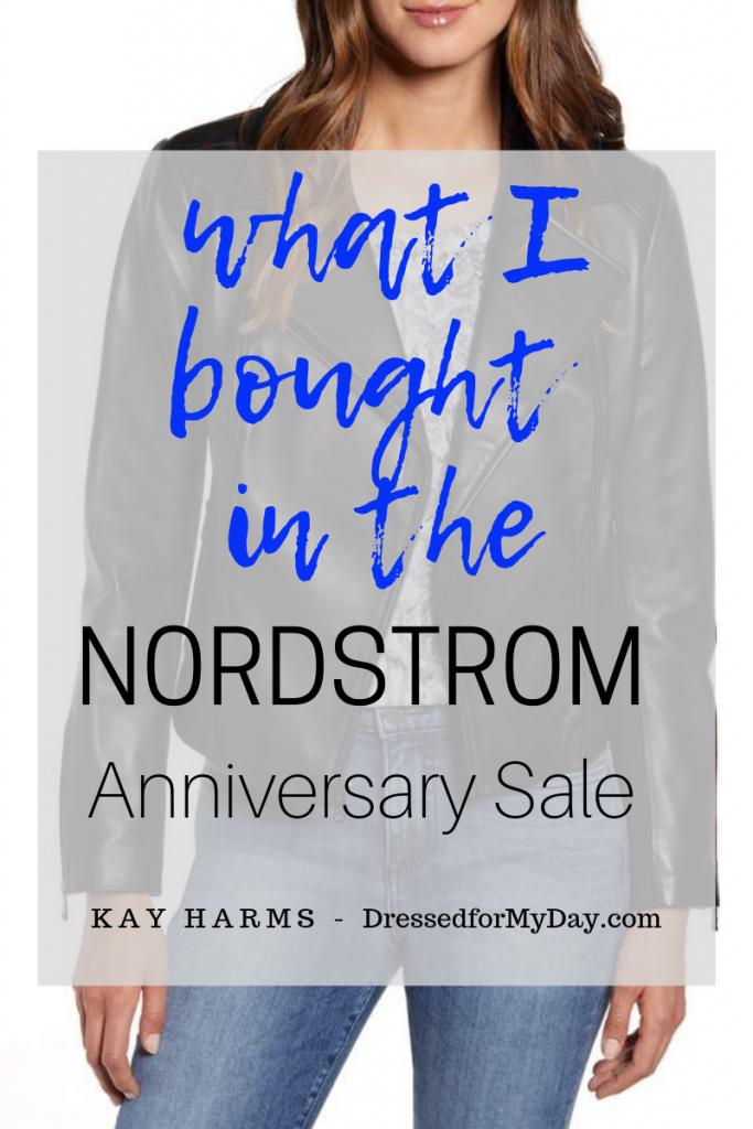 what I bought Nordstrom Anniversary Sale