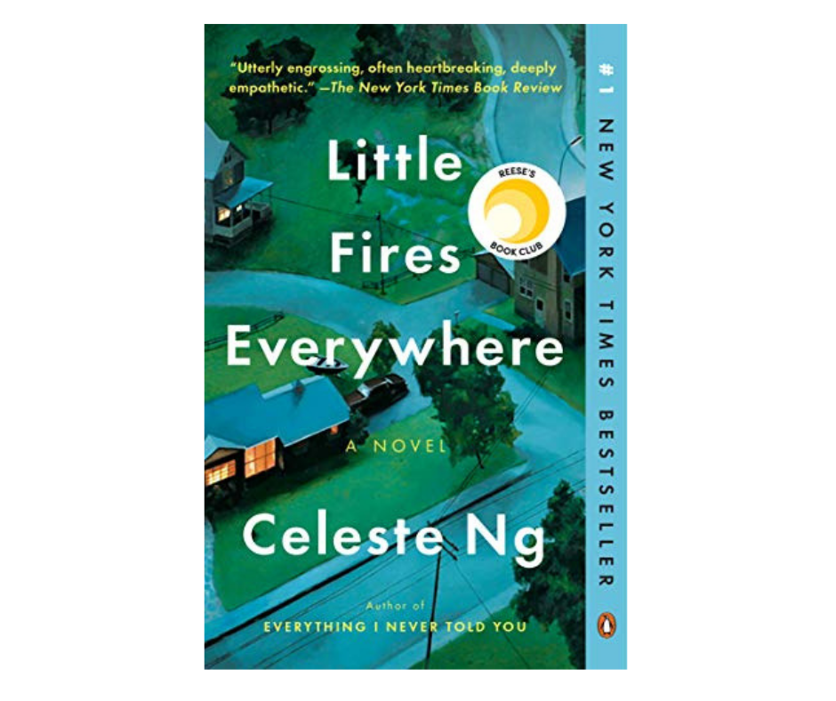 Little Fires Everywhere - the Book