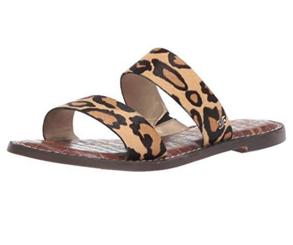 Gala slides in leopard