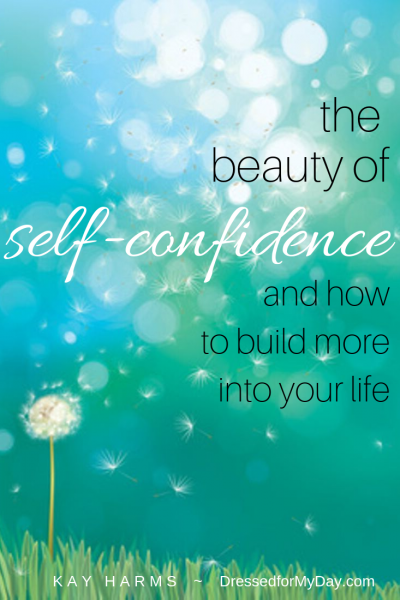 the beauty of self-confidence