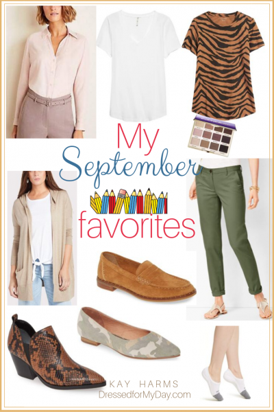 My September 2019 Favorites
