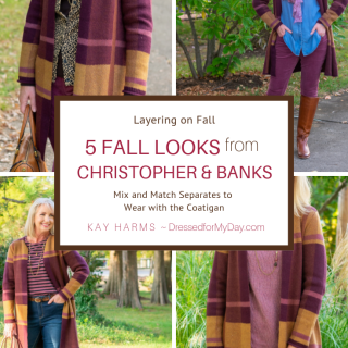 Layering with Christopher and Banks