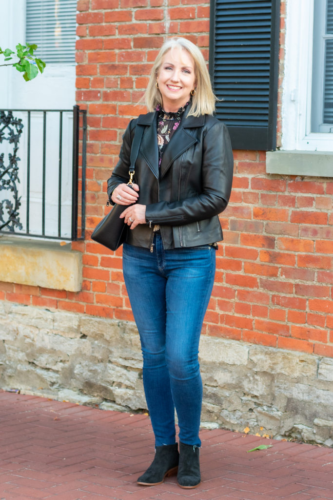 Ruffles, Denim and Leather, Oh My!