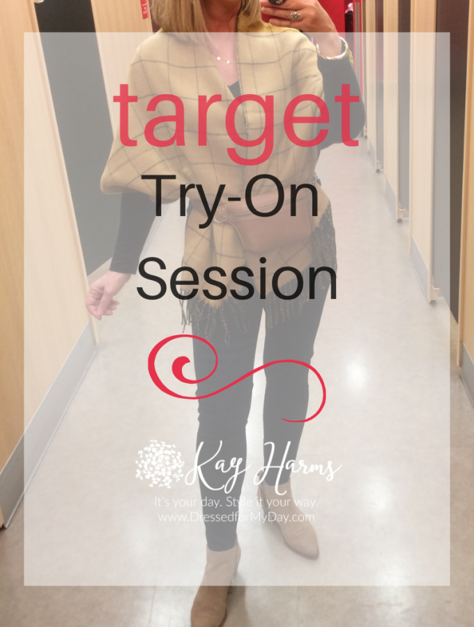Target Try-On Session October