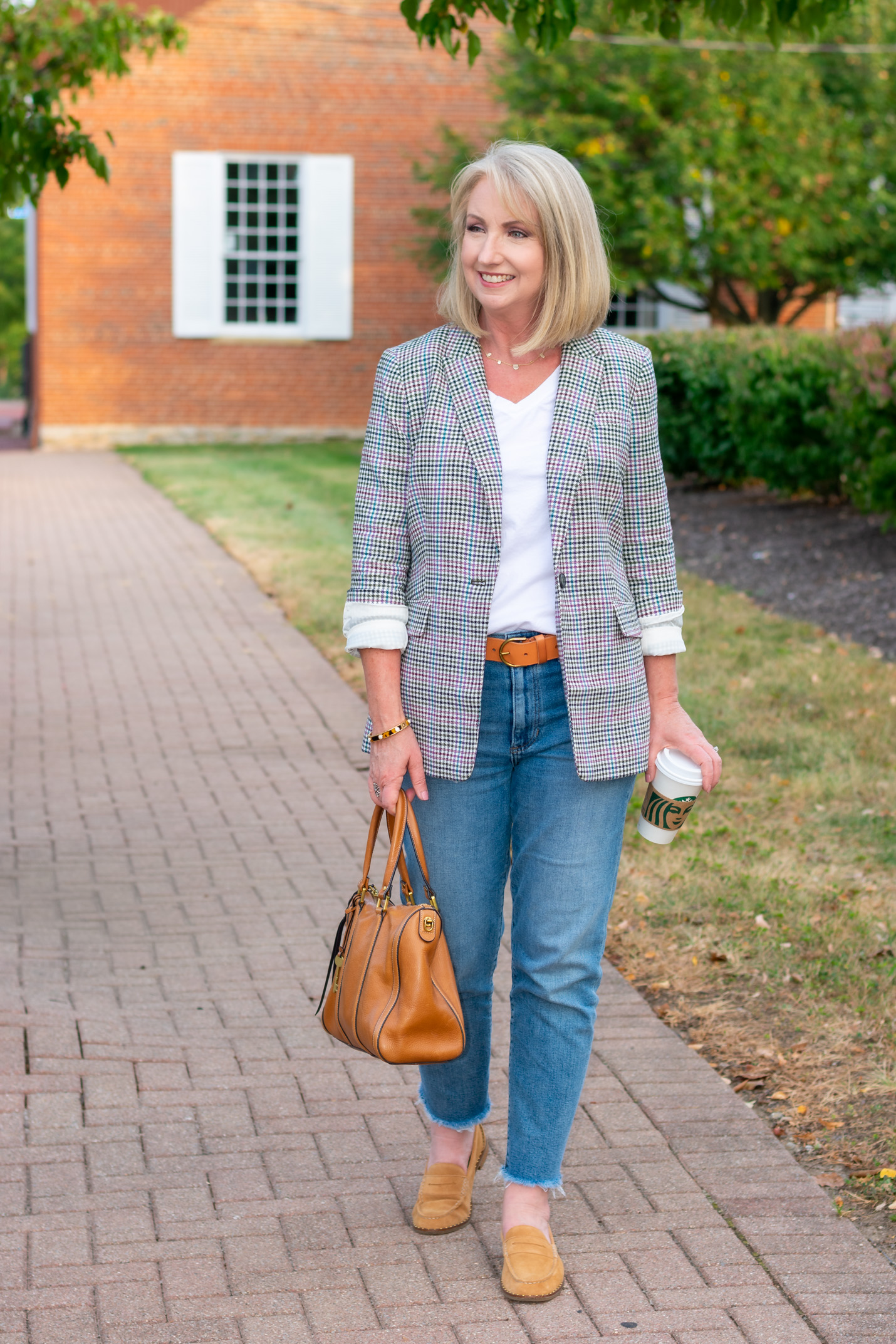 The Most Modern Way to Wear Your Blazer