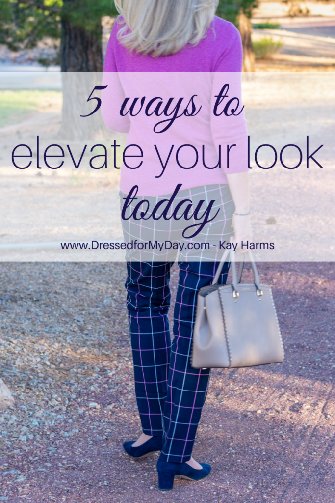 5 Ways to Elevate Your Look