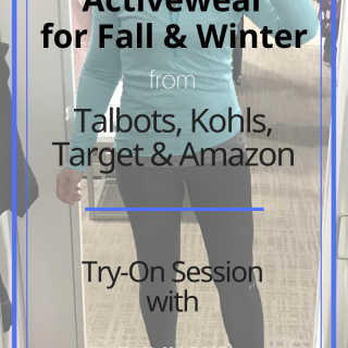 Activewear for Fall & Winter Part 2
