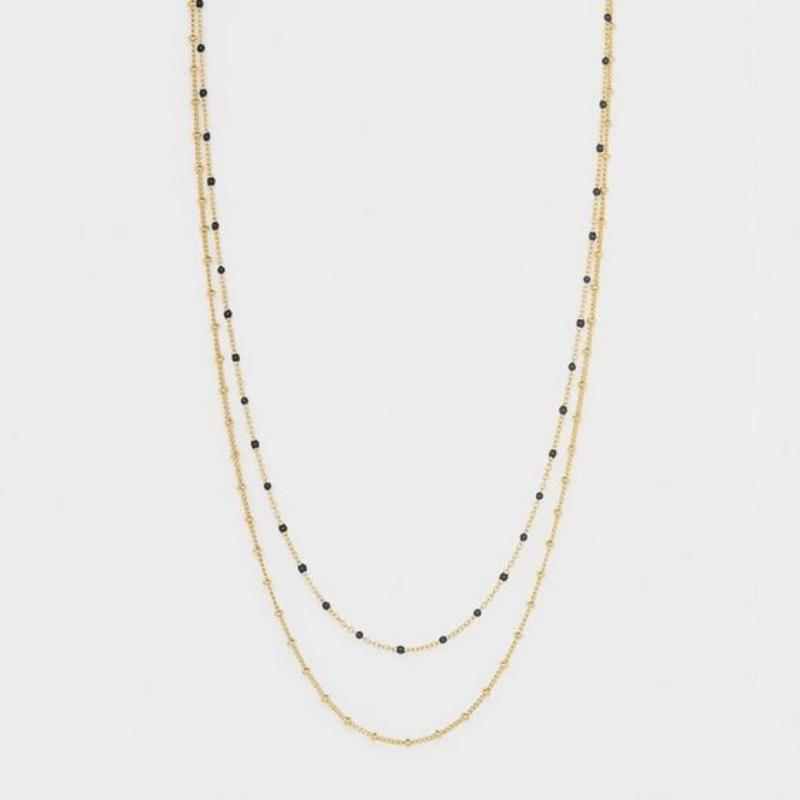 Gorjana Layered Necklaces