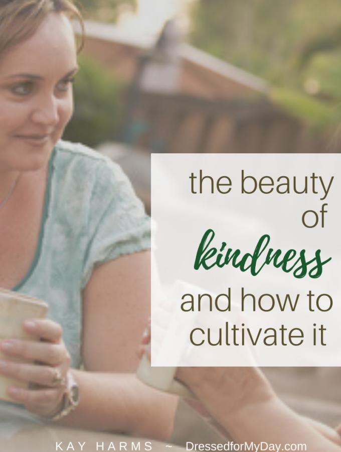 beauty of kindness