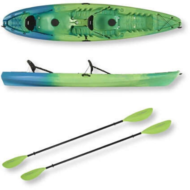 Tandem Kayak Set