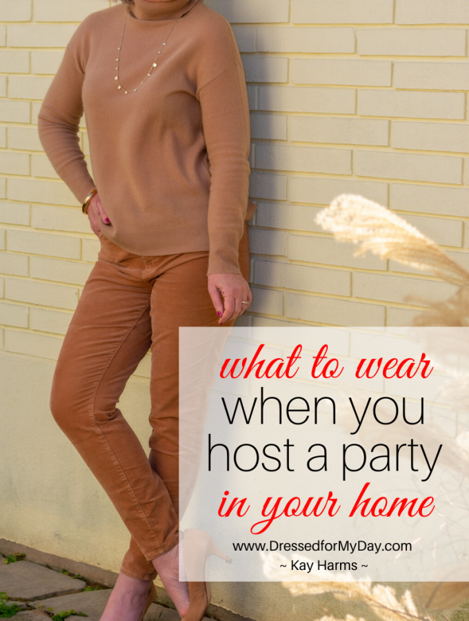 What to Wear When You Host