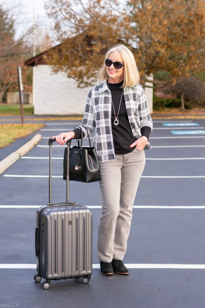 Winter Travel Capsule Wardrobe with Christopher and Banks
