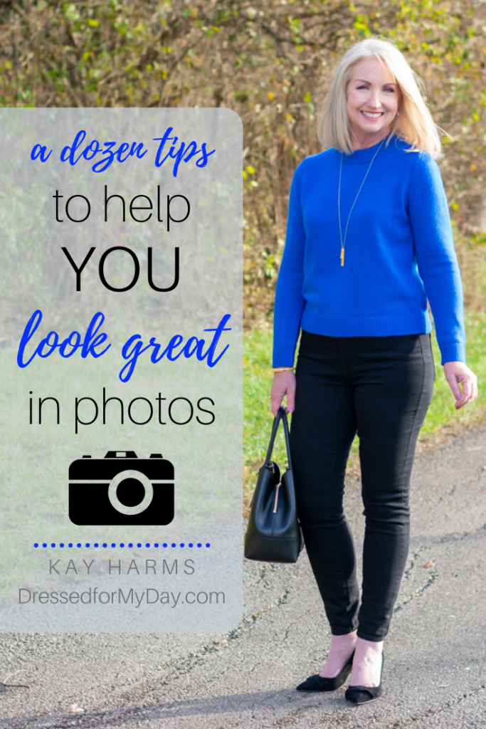 A Dozen Tips to Help You Look Great in Photos