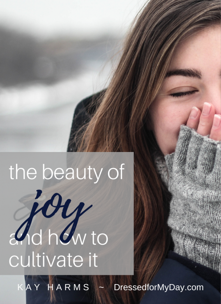 The beauty of joy and how to cultivate it
