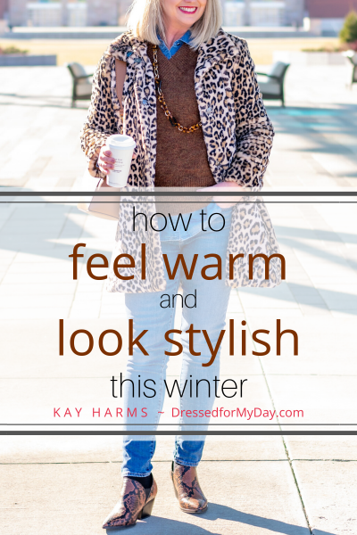 How to Feel Warm and Look Stylish this Winter