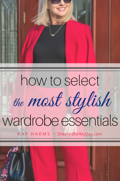 How to Select the Most Stylish Wardrobe Essentials