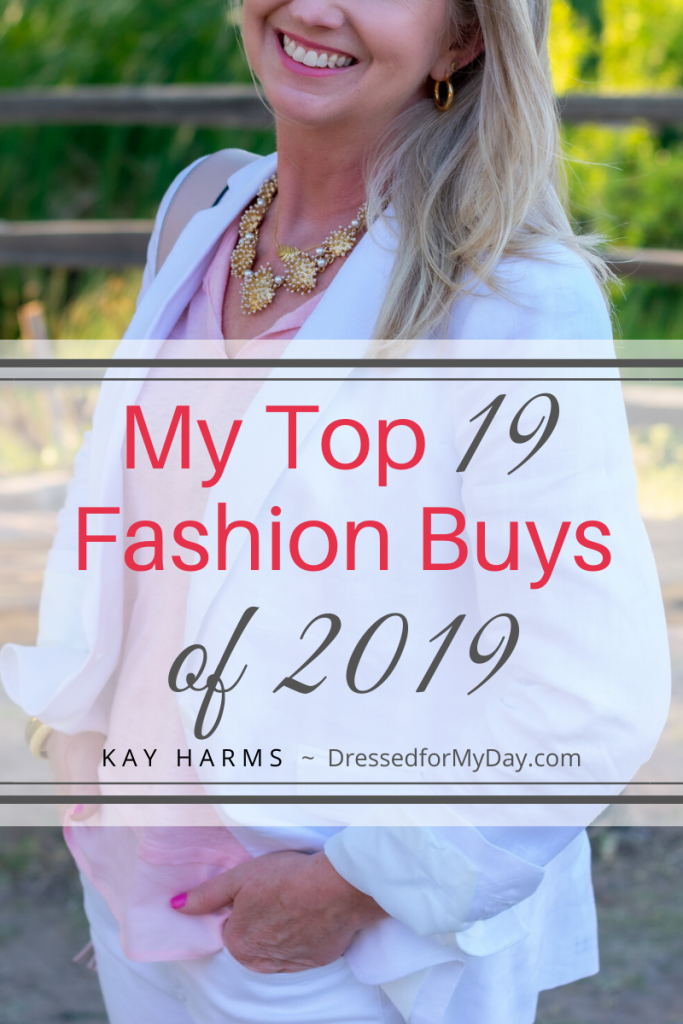 My Top Fashion Buys of 2019