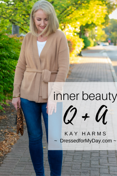 Inner Beauty Q + A with Kay