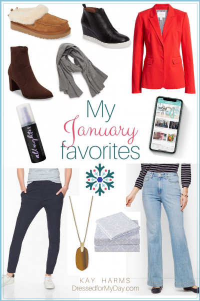 My January Favorites 2020