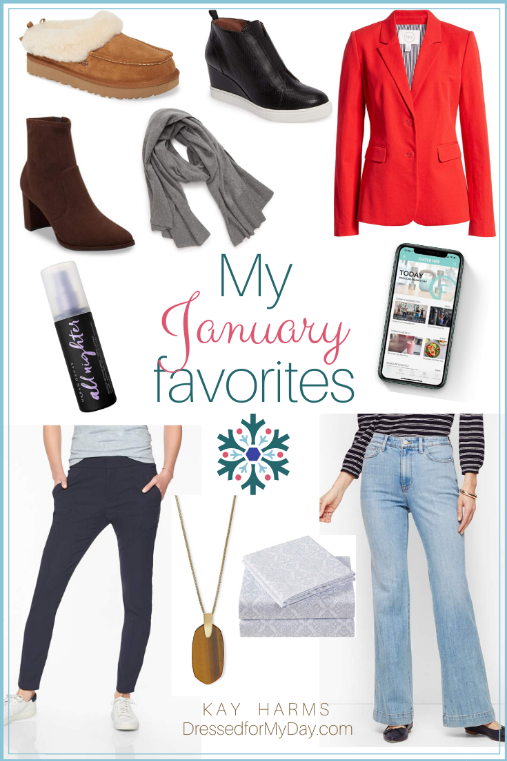 My January 2020 Favorites