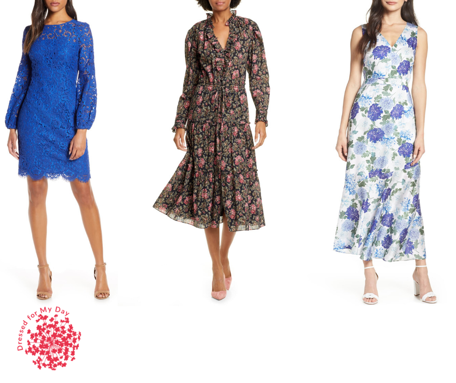 Special Occasion Dresses in the Nordstrom Winter  Sale