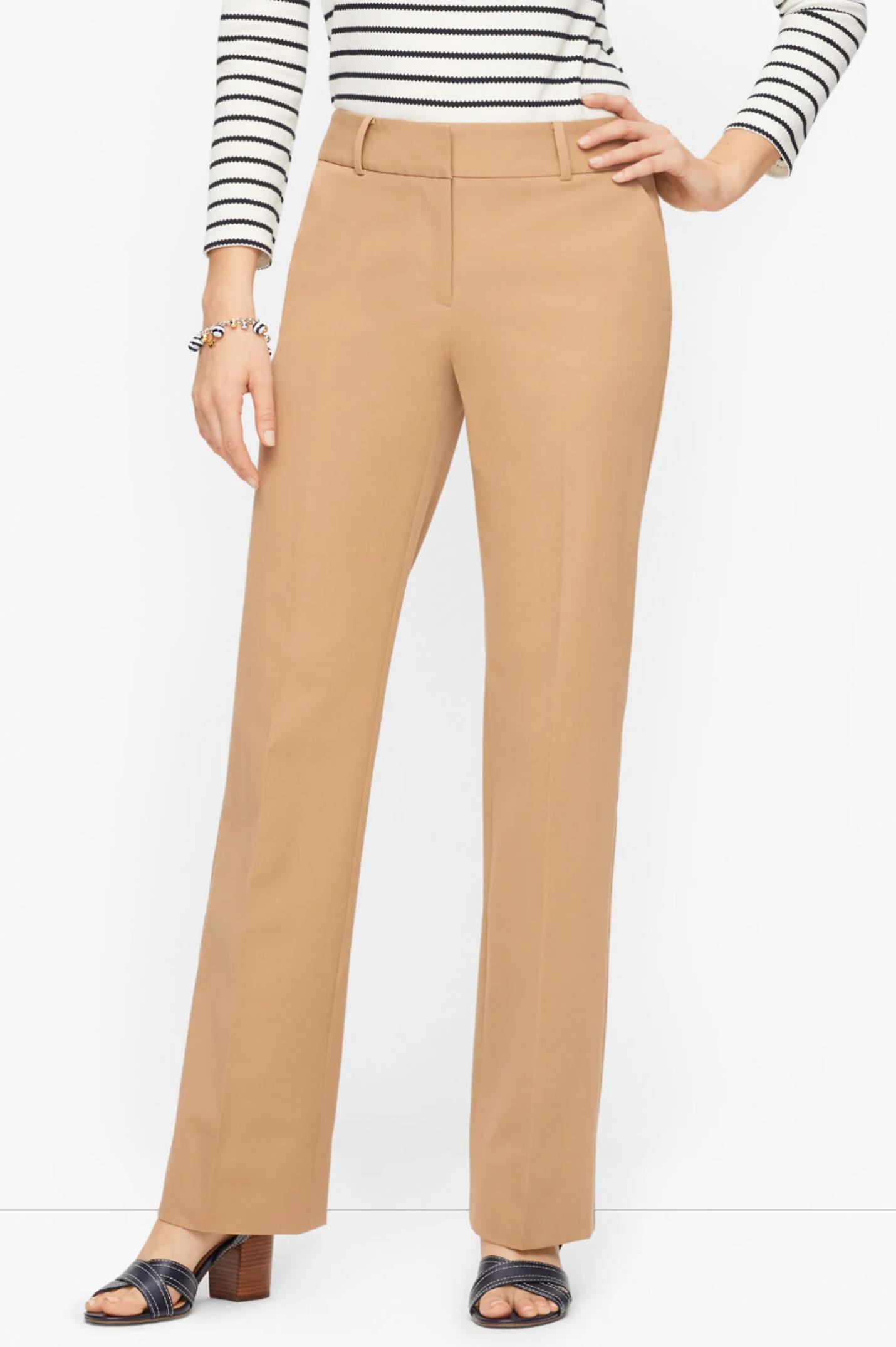 Spring Wardrobe Essentials pants