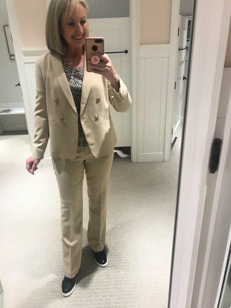 Double Weave Suit