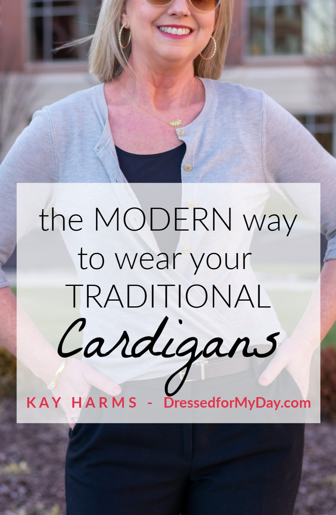 The Modern Way to Wear Your Traditional Cardigans