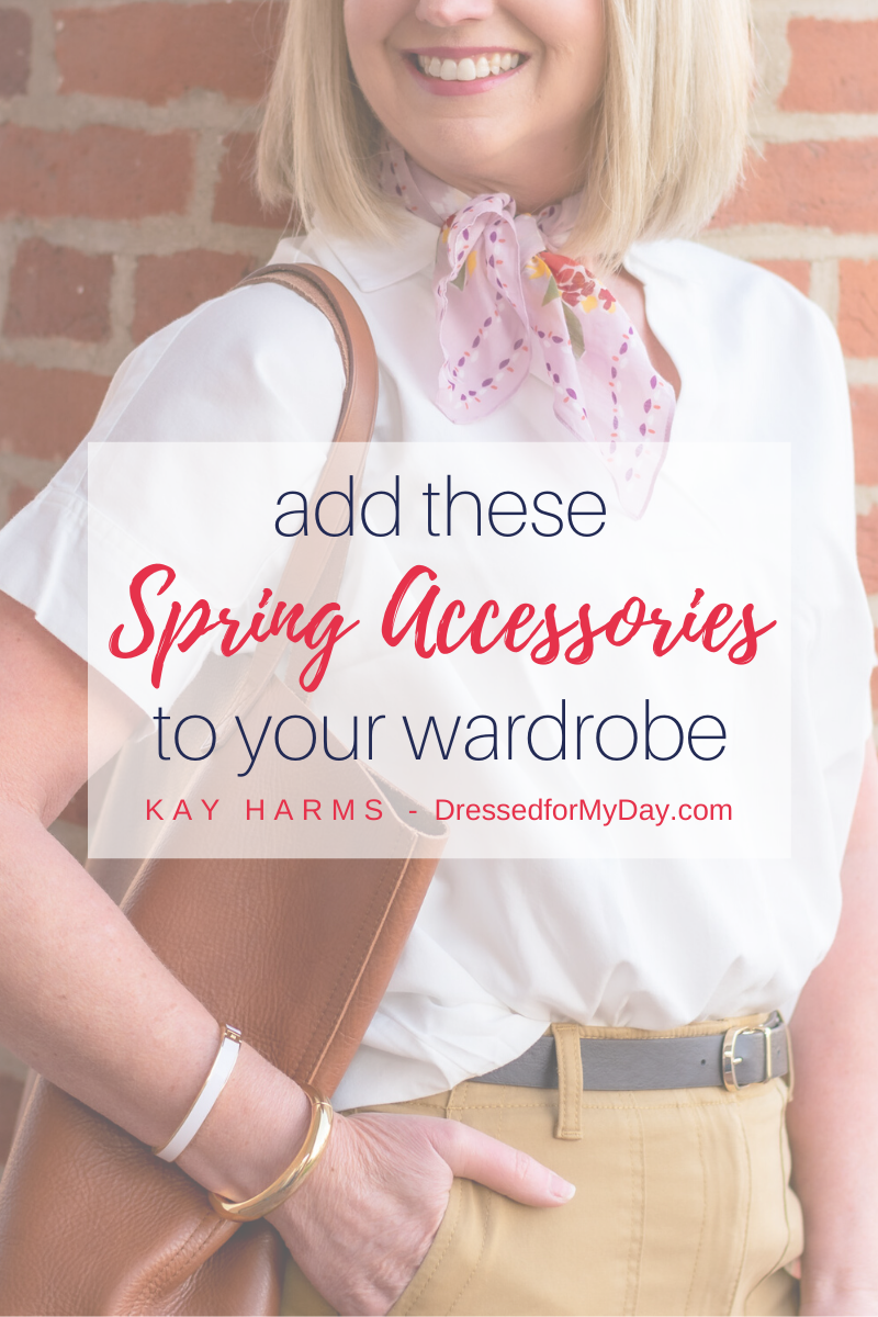 Add these Spring Accessories to Your Wardrobe
