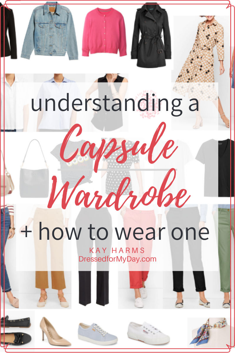 Understanding a Capsule Wardrobe and How to Wear One