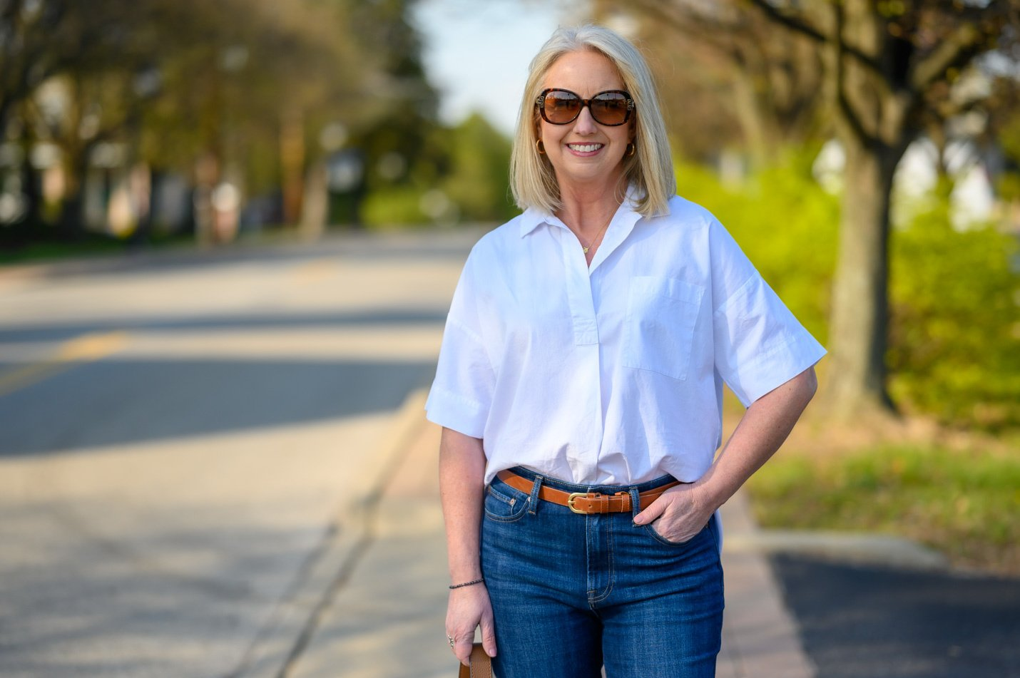 As Simple as a Popover & Jeans