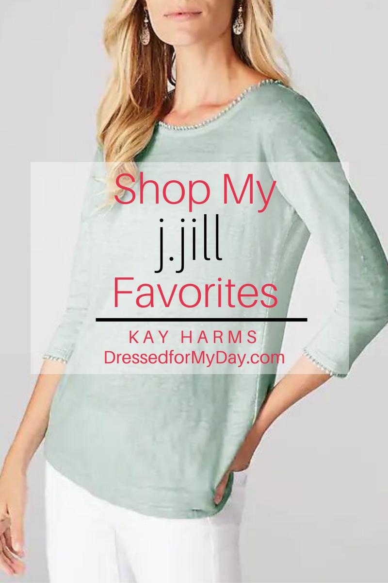 Shop my J.Jill Favorites