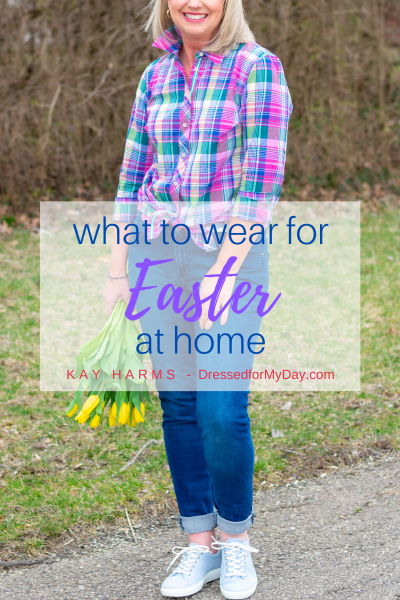 What to Wear for Easter at Home